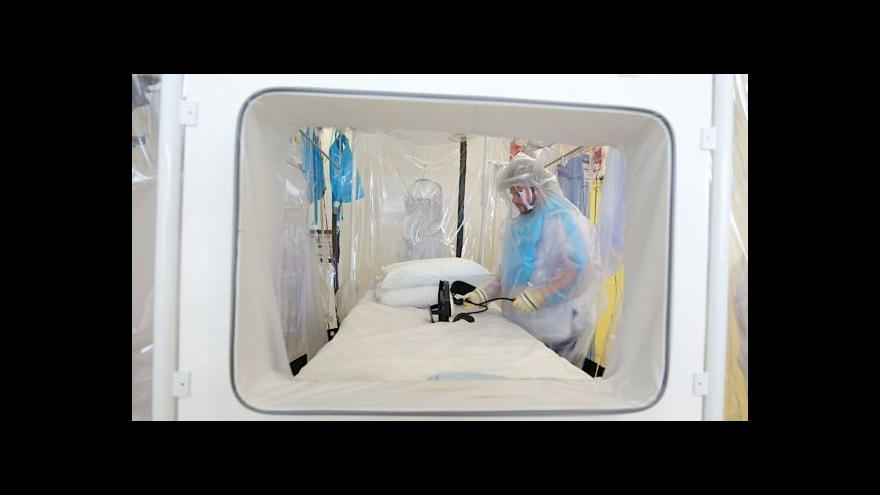 Video Události: Evropa má první oběť eboly
