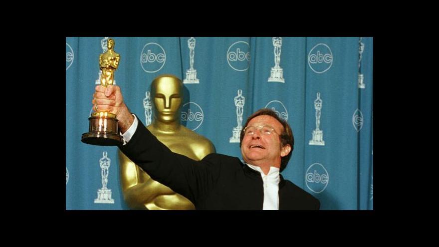 Video Události v kultuře: Smrt Robina Williamse