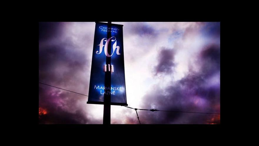 Video UPOUTÁVKA: Chopinův festival 2014 na webu ČT24