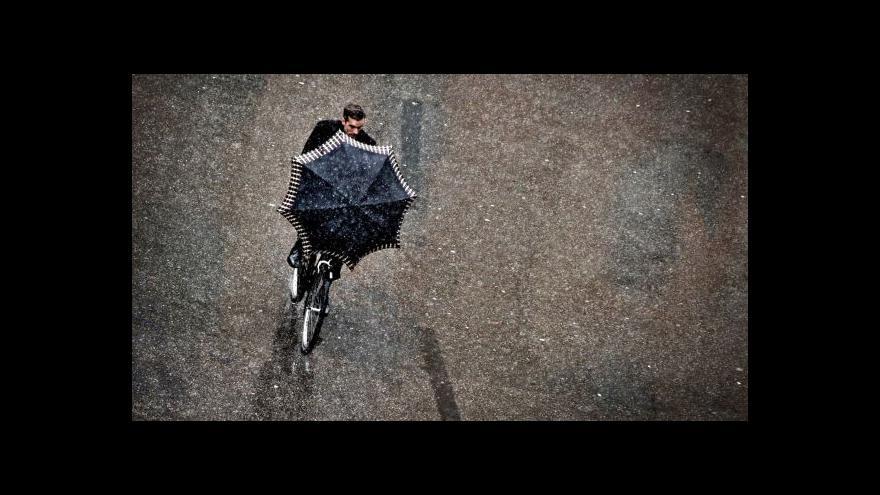 Video Odpolední bouřky byly na Zlínsku jen lokální
