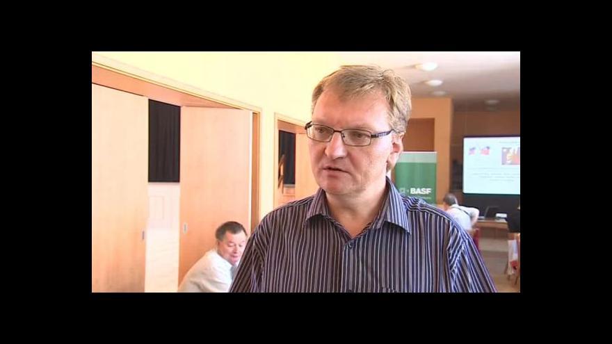 Video O sankcích hovoří šéf českých ovocnářů Martin Ludvík