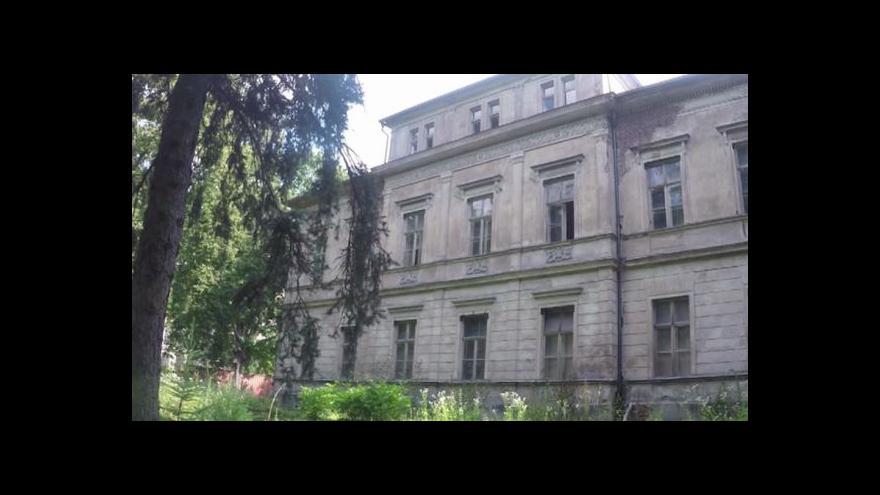 Video Opuštěná místa: Rieckenova vila