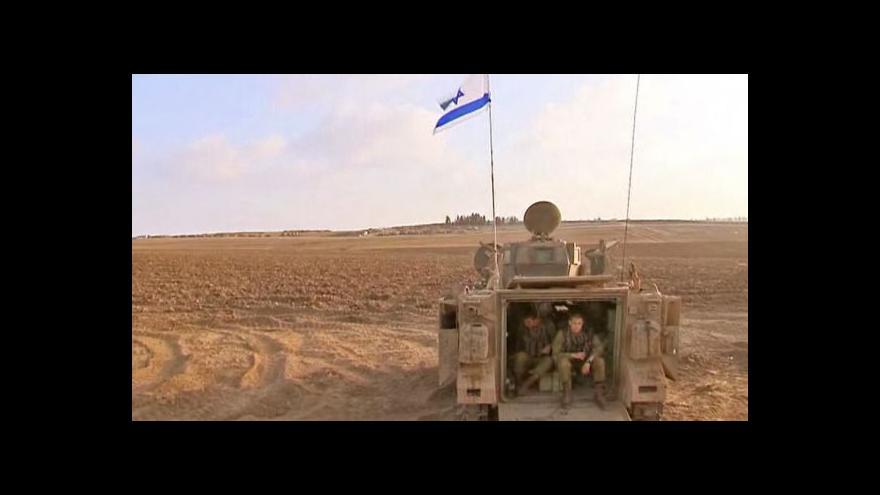 Video Klid zbraní na Blízkém východě zatím platí
