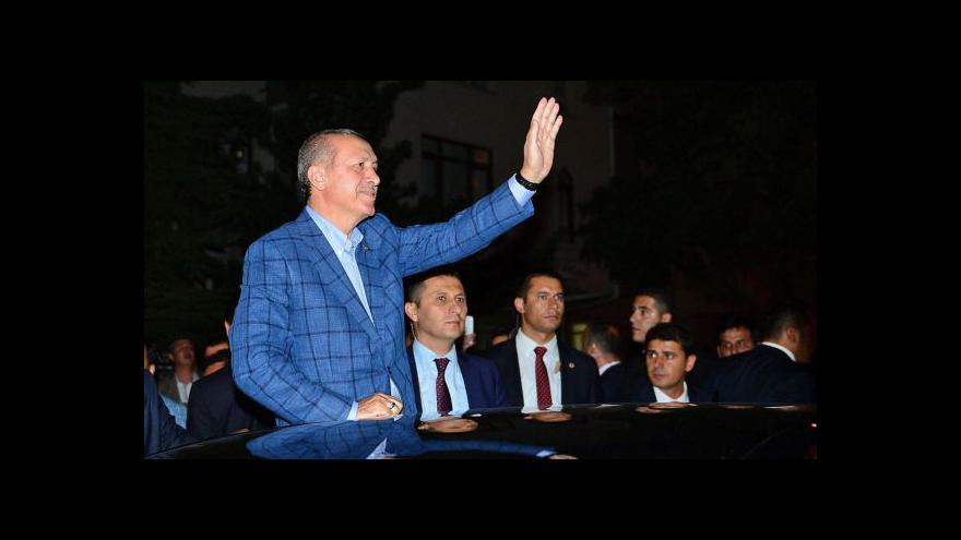 Video Recep Tayyip Erdogan - nezmar turecké politiky