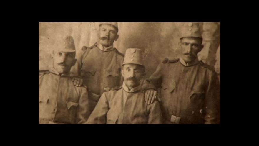 Video Události: 100 let od vzniku československých legií