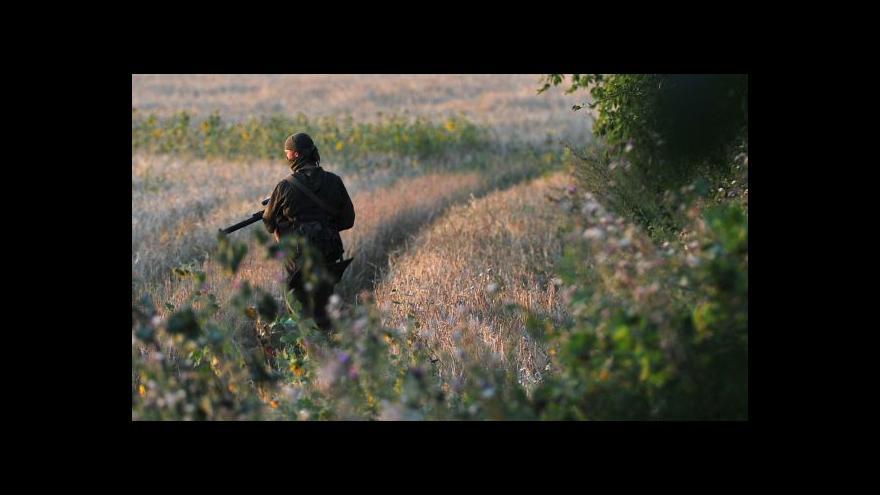 Video Vlach: Situace kolem Doněcku je velmi citlivá