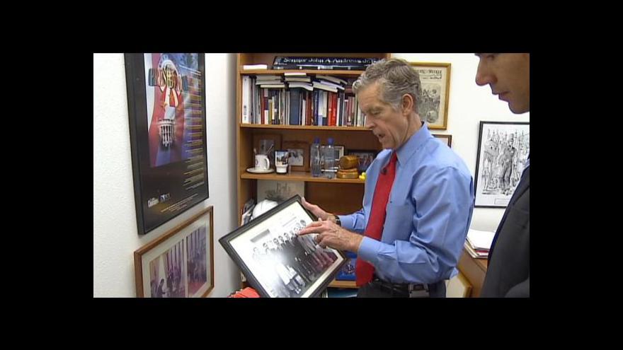 Video Watergate: Muž, který rozeznal zradu a včas odešel