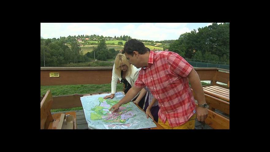 Video Mnichovický územní plán jako volební téma?