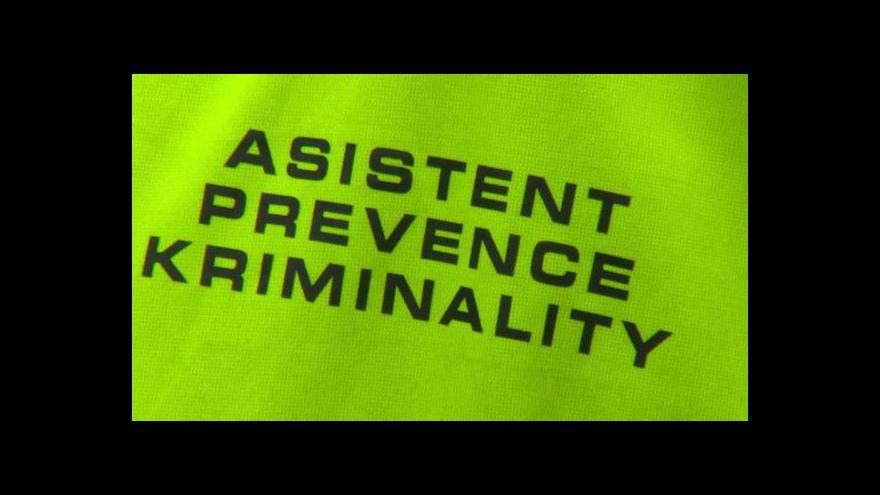 Video MV odhaduje, že na asistenty prevence kriminality peníze budou
