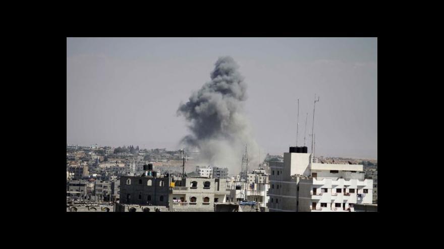 Video Hoffmanová: Mnoho Izraelců si myslí, že se armáda neměla stáhnout z Pásma Gazy