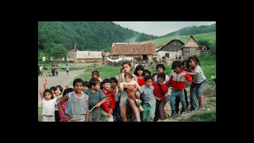 Video Kelarová a filharmonici motivují romské děti k ambicióznějšímu životu