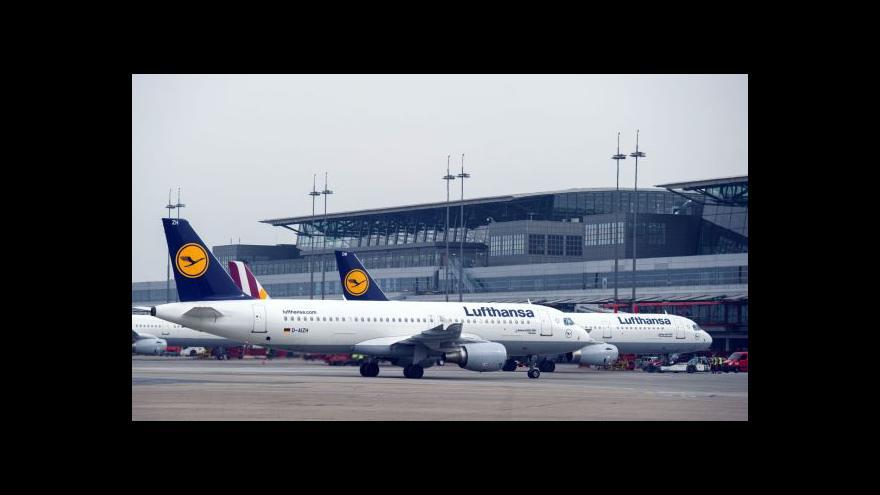 Video Kováč: Aerolinky mají připraveny alternativní scénáře