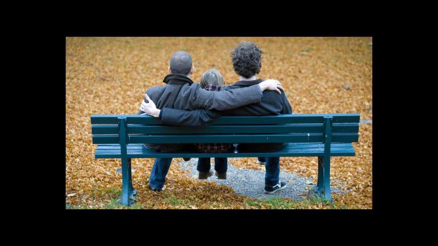 Video Homosexuálové by si mohli osvojit potomky svých partnerů