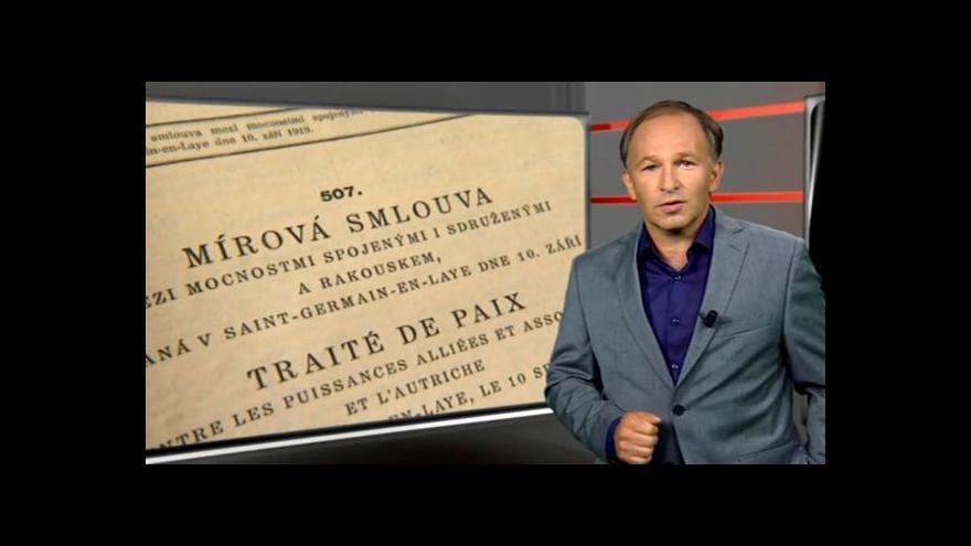 Video Vitorazsko zasáhly komplikované dějiny 20. století
