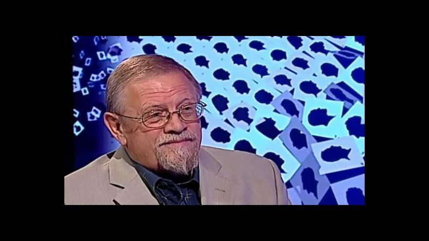 Video Politolog Daniel Kroupa: 52 % není prohra, ani úspěch