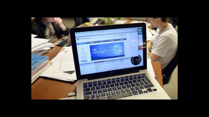 Video Studio ČT24: Největší krádež hesel v historii internetu