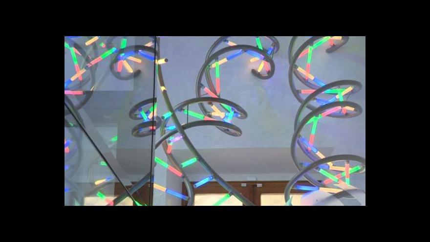 Video NO COMMENT: Mendelianum zve do atraktivního světa genetiky