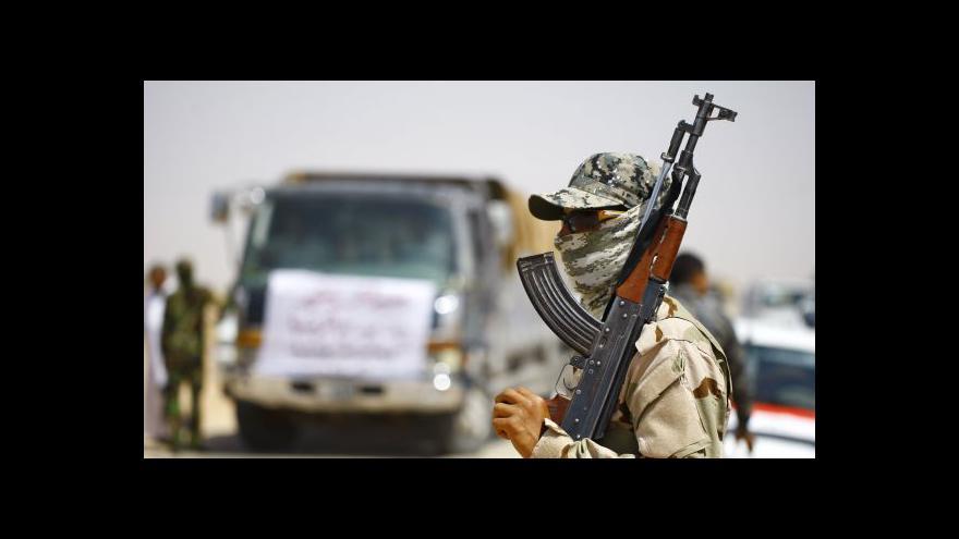 Video Radikálové se blíží k Bagdádu, varuje rozvědka