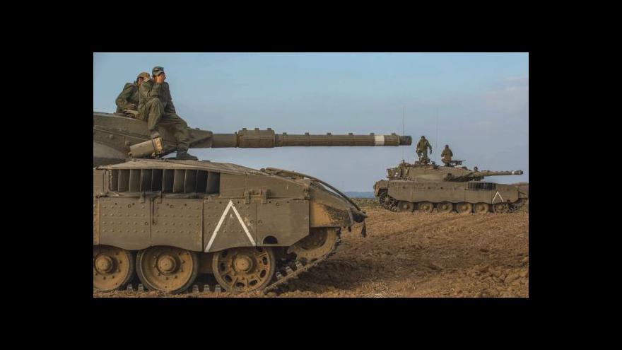 Video Reportáž: Izrael se stahuje z Gazy