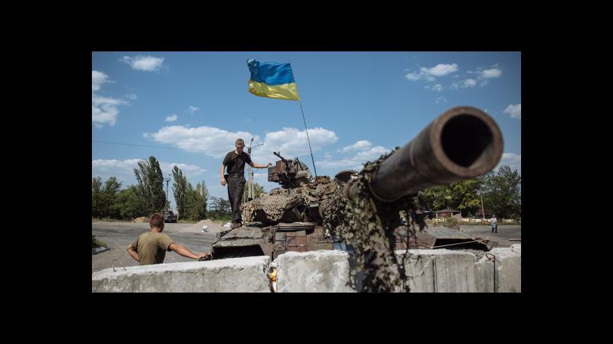 Video Tomáš Vlach z ČT: Rusko vyhrožuje aktivním vložením do konfliktu