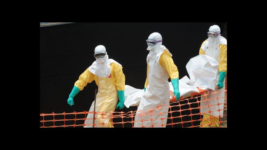 Video Valenta k ebole: Epidemiologie má v Česku silnou tradici