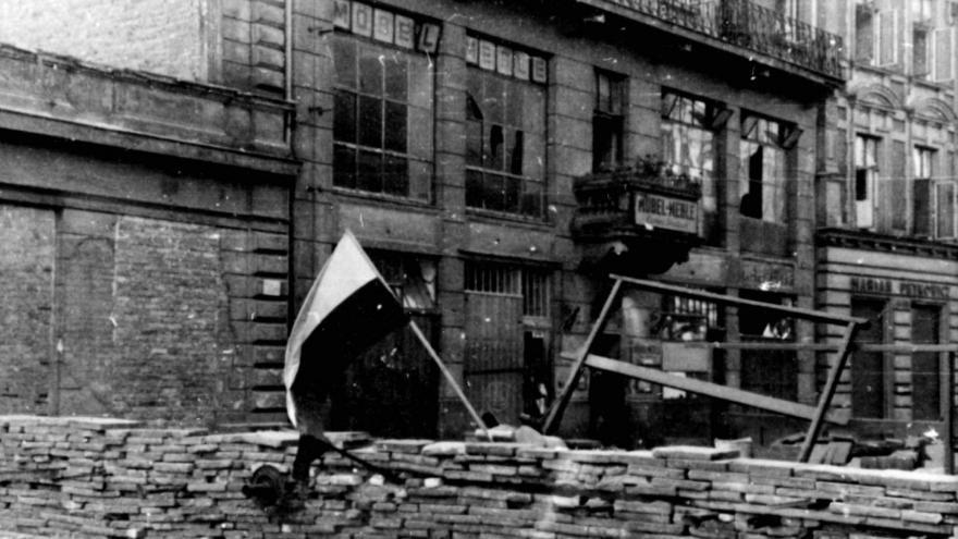 Video Varšavské povstání 1944. Propaganda v protektorátu a Stalinův přístup