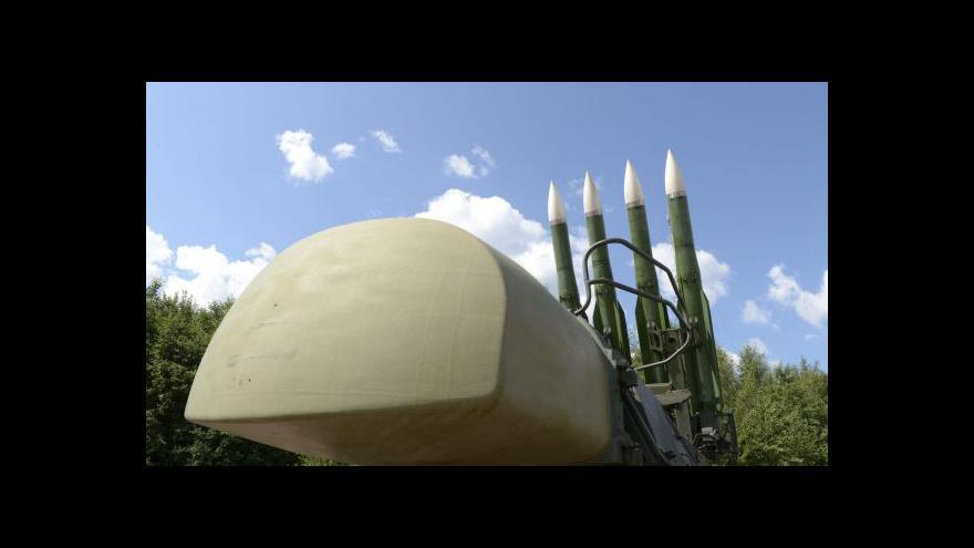Video Povstalci prý opět použili raketový systém BUK