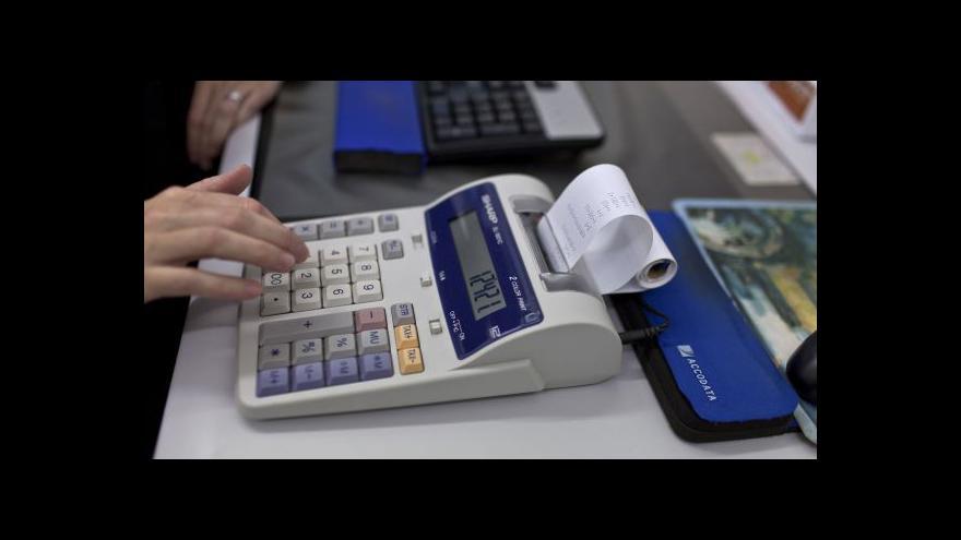 Video Události: Státní rozpočet je v dobré kondici