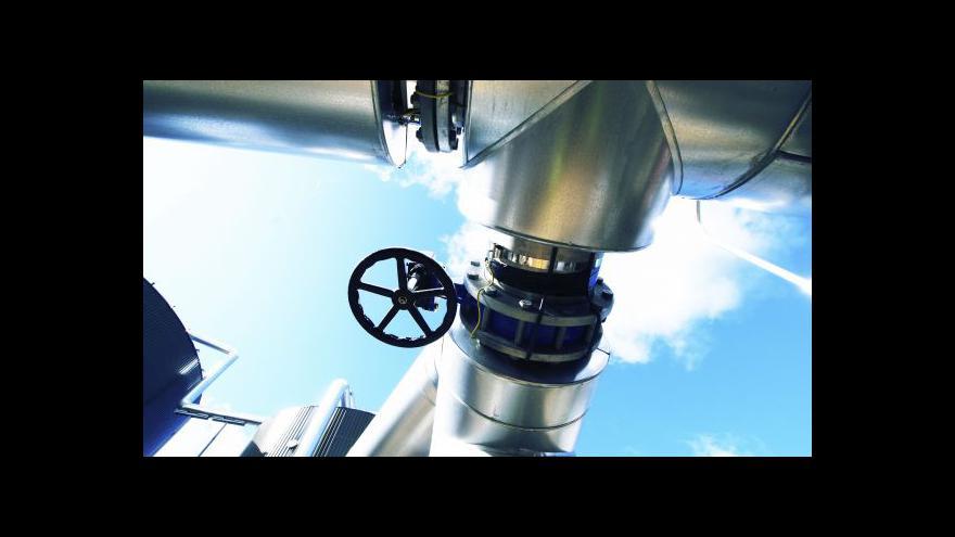 Video Rusista Dvořák: Tvrdá sankce by byla v oblasti plynového odvětví