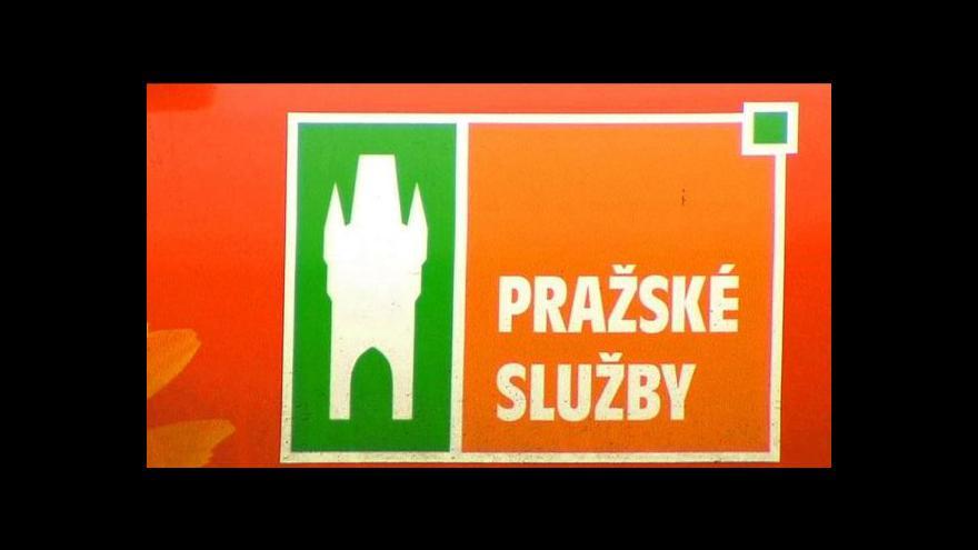 Video Policie obvinila bývalého obchodního ředitele Pražských služeb