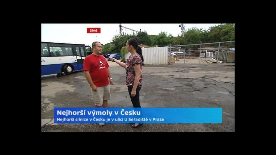 Video Rozhovor s autorem projektu Petrem Čaníkem