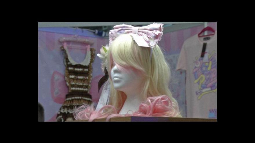 Video Japonský módní hit: Kult roztomilosti