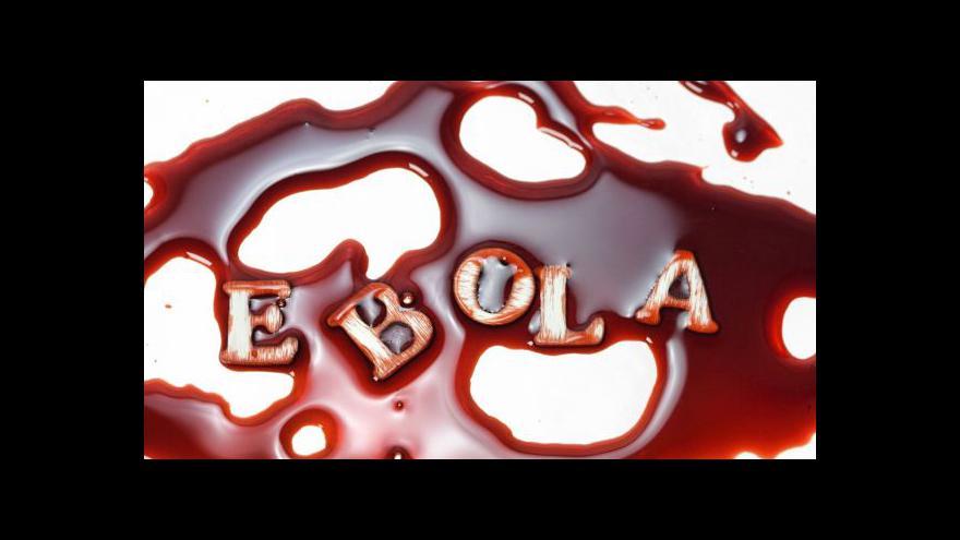 Video Postrach jménem ebola tématem Studia 6