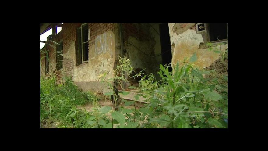 Video Seriál Opuštěná místa: Tajemná usedlost Pohádka