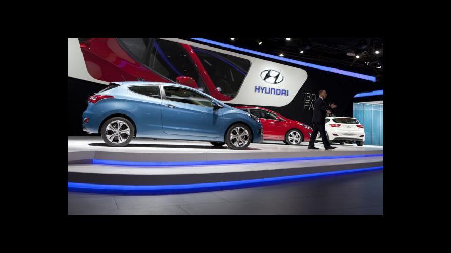 Video Reportáž: Vláda podepsala dohodu o investici s Hyundai Mobis