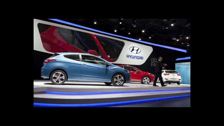 Video Podpis investiční smlouvy s Hyundai Mobis