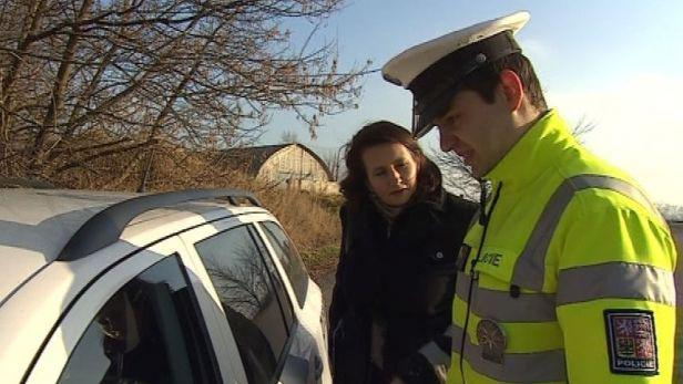 Video Jakub Štaffa popisuje záchranu z hořícího auta
