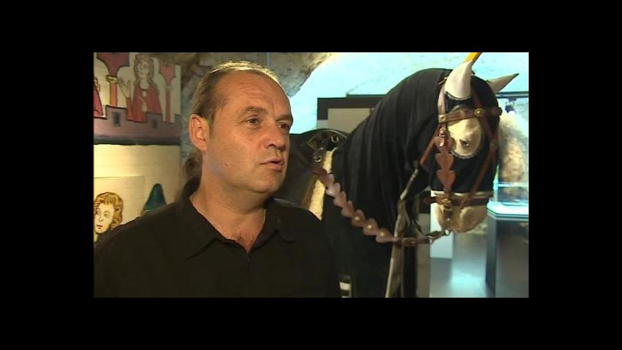 Video Boj o návštěvníky popisuje kunštátský kastelán Radim Štěpán