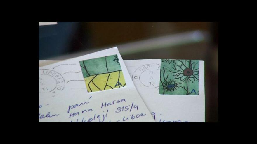 Video Události: Falešné poštovní známky