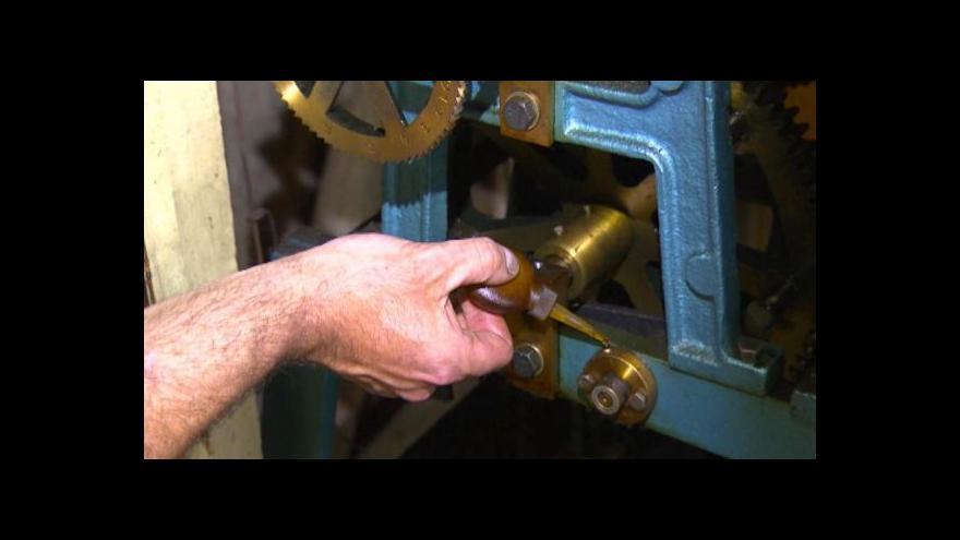 Video Věžní hodiny a zvony tématem Událostí v regionech