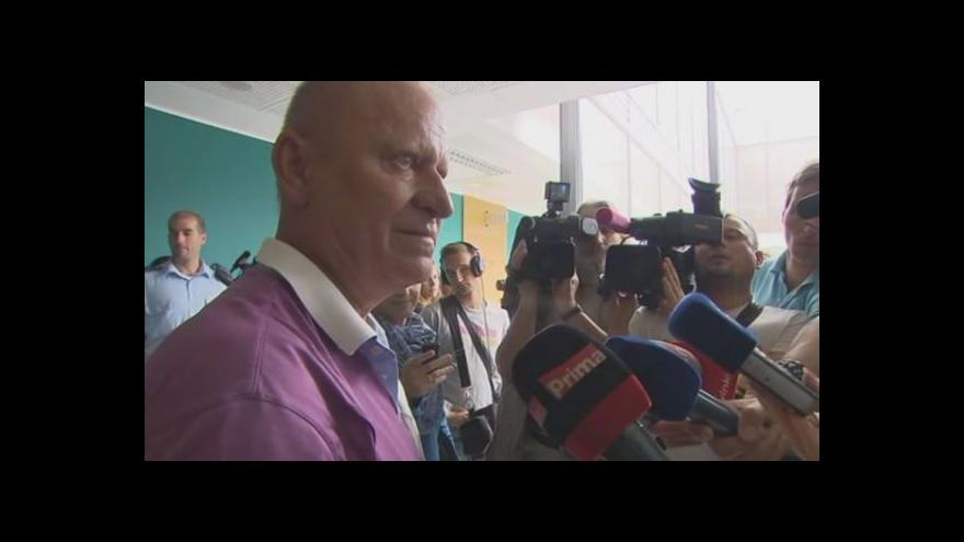 Video Berdychův advokát Ortman: Zamítnutí jsem nečekal