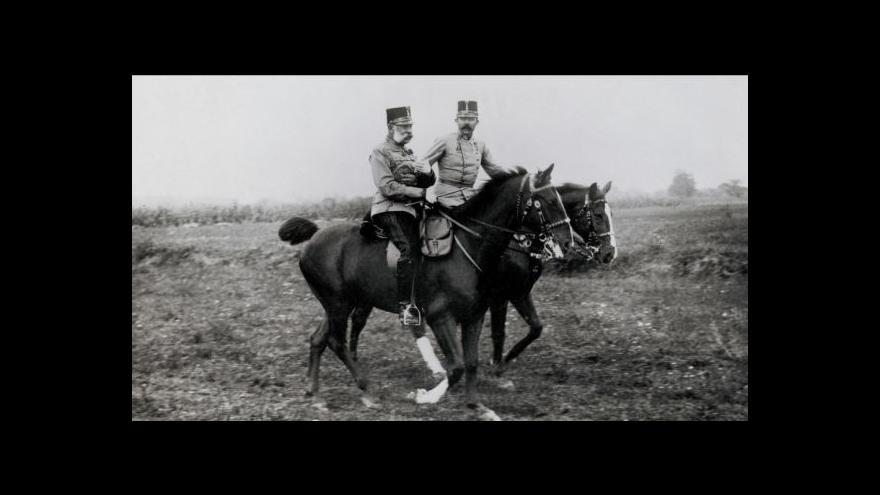 Video Před sto lety vypukla první světová válka