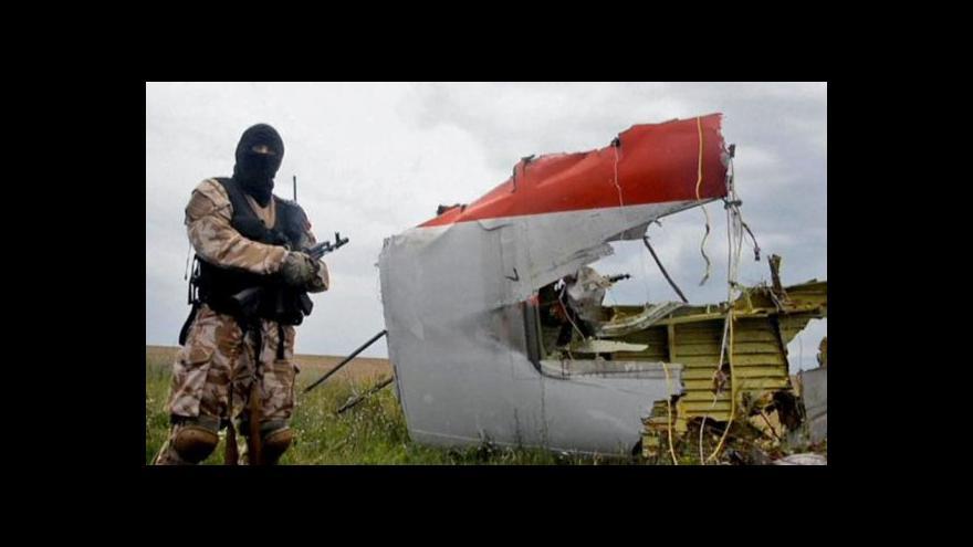 Video Podle USA Putin plánuje předat separatistům novou výzbroj