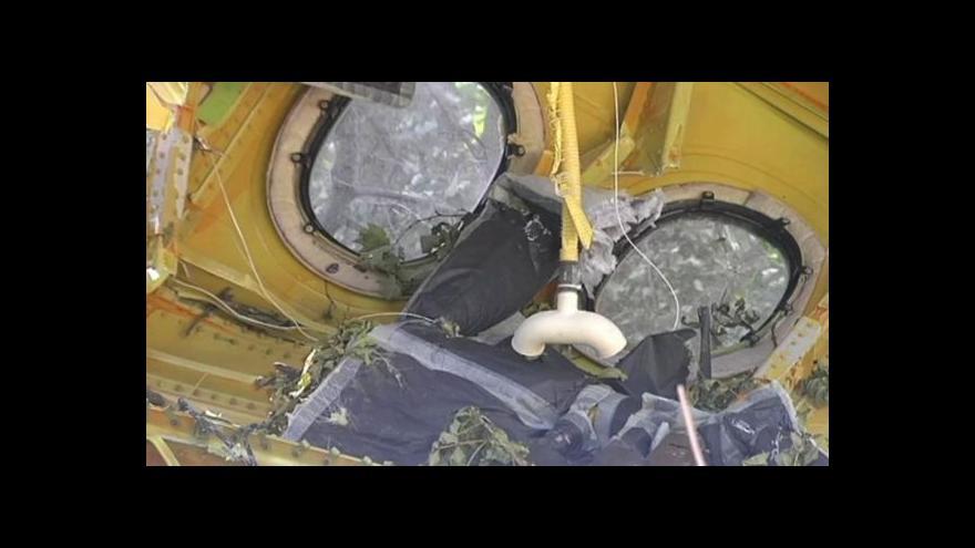 Video Australští vyšetřovatelé našli další ostatky cestujících