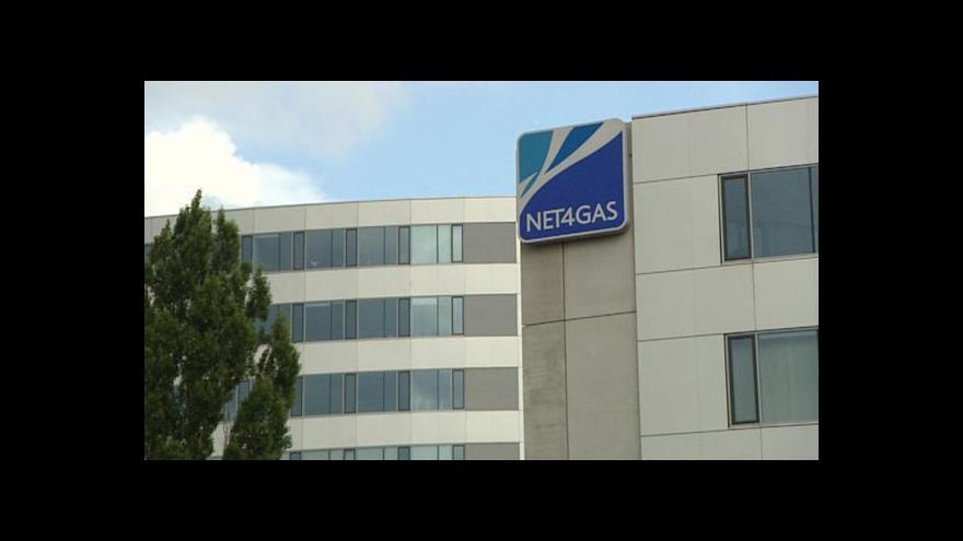 Video ERÚ se nelíbí dluh přepravce plynu