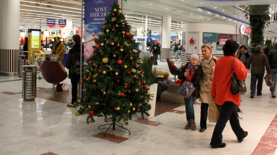 Video 90' ČT24 - Nakupujeme na Vánoce
