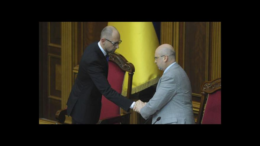 Video Horizont: Další rána pro Ukrajinu - je bez vlády
