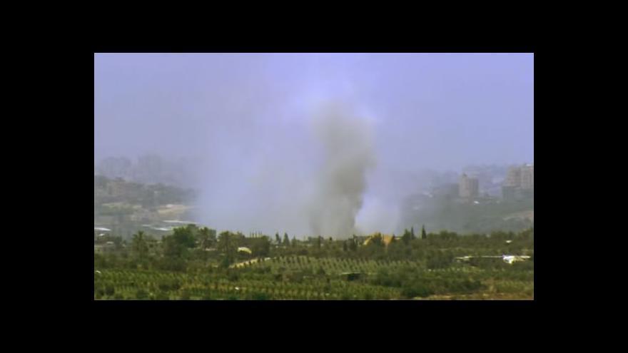 Video Události: V delší příměří v Gaze věří málokdo