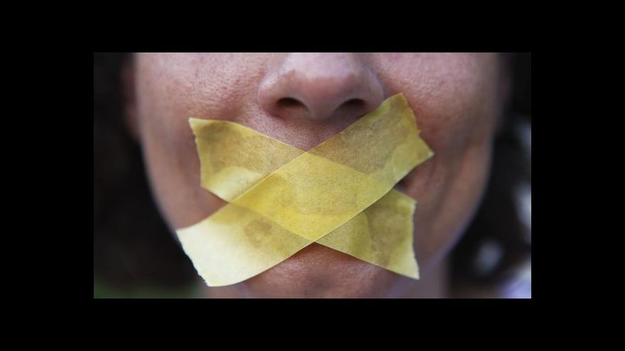 Video Ministerstvo zdravotnictví chce prosadit nová pravidla pro logopedy