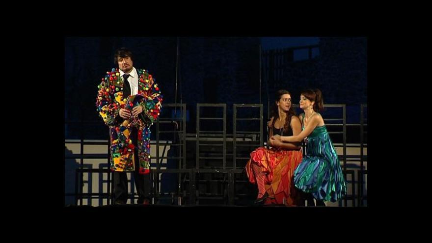 Video V Ostravě odstartovaly Shakespearovské slavnosti